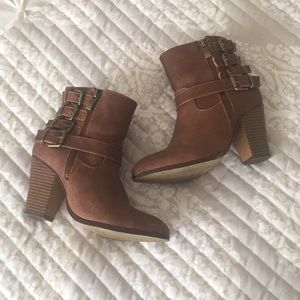 Just fab Trinley booties